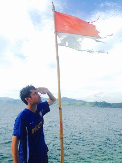 Indonesia Raya!