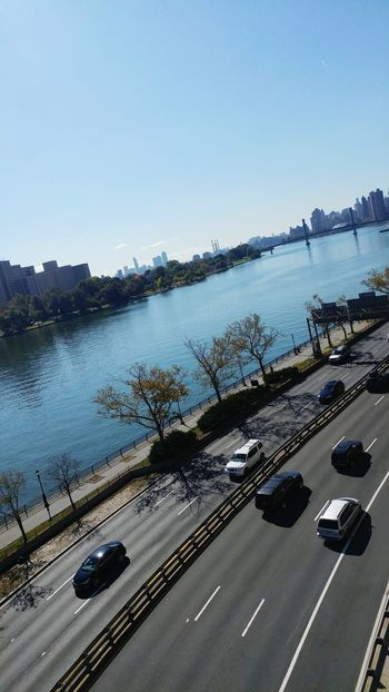 FDR Drive Back Home