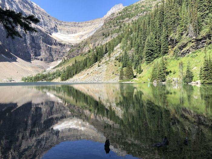 Lake Agnes NEM
