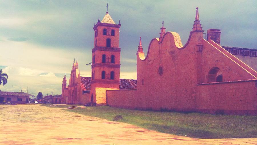 Mi Querido Pueblo San Jose De Chiquitos...