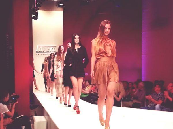 unglaublich gute Show von MILDE auf dem Lavera Showfloor Berlin Fashion Week