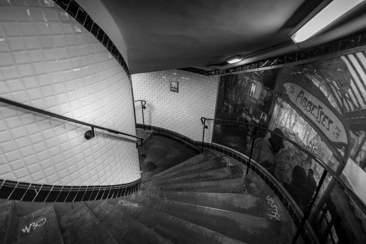 Paris - Metro /