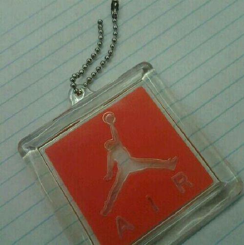 Air Jordan Tag