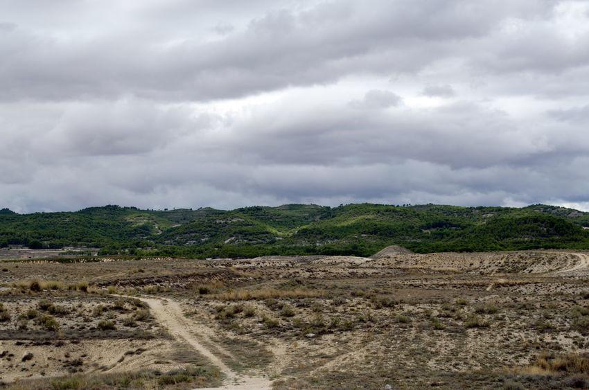 Calatayud, la ciudad de los castillos. 2015  Calatayud Cloud - Sky Day Eddl Landscape Nature No People Outdoors Scenics Storm Cloud