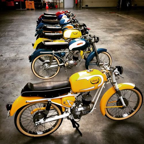Nice 50 cc bikes