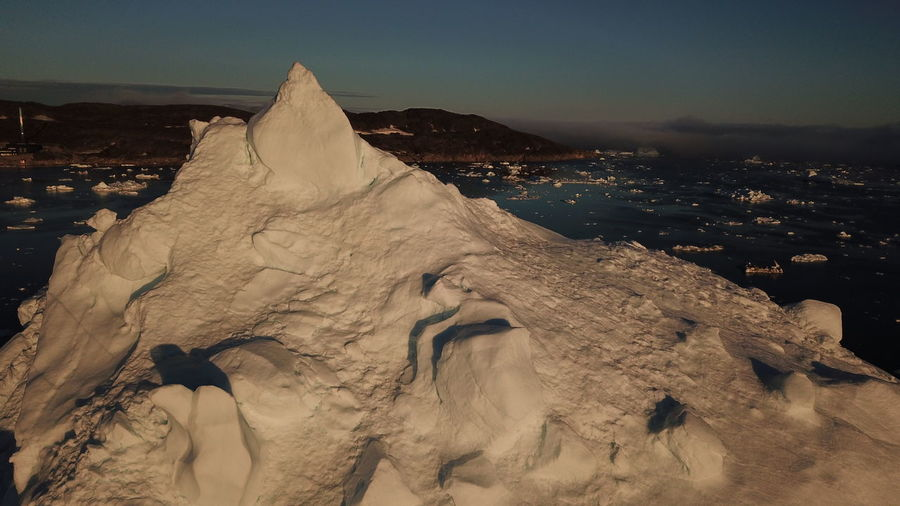 Drone  Drone Shot EyeEm Best Shots EyeEm Best Shots - Nature EyeEm Best Shots - Sunsets + Sunrise EyeEm Nature Lover Icebergs Ilulissat Ilulissat Icefjord Nature The Real Greenland This Is Greenland Drone Photography Dronephotography Droneshot Iceberg Iceberg - Ice Formation Mavic Pro Nature_collection