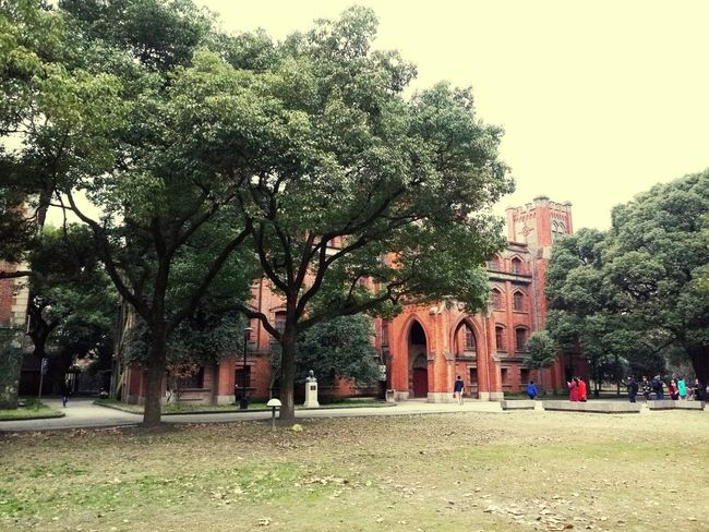 Soochow University School Happy China Joy Scenery