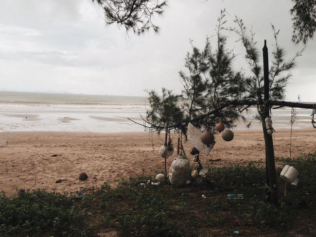 The Southern Straits. Sea And Sky Islandlife Southchinasea Malaysia Olympus Pen Lite E-PL7 Travel Travelogue PzmwIV