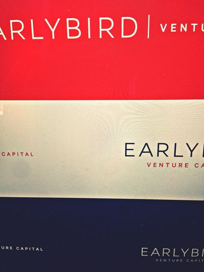 Working on something new for @EarlybirdVC