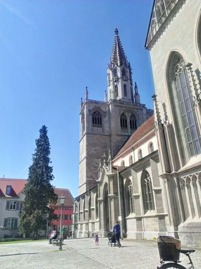 Konstanz Church Kirche Tower