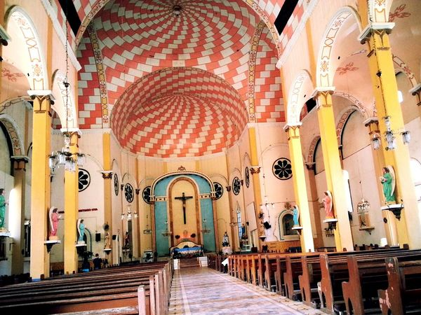St. James Parish Church ⛪⛪ DapitanCity Churches Church Eyeem Philippines Church Interior
