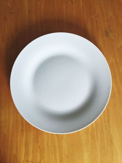 Plate Empty
