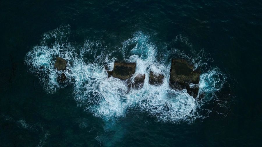 Dreamy waves Droneshot Drone Photography Dronephotography EyeEmNewHere Drone View Rocks Waves Nature Sea High Angle View Close-up Creativity Directly Above Motion EyeEmNewHere Drone View Rocks Waves Nature Sea High Angle View Close-up Creativity Directly Above Motion Beauty In Nature Flowing Water