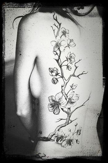 Tattoomodels Tattoo Girls Are Beautiful Beauty Eyeem Black And White