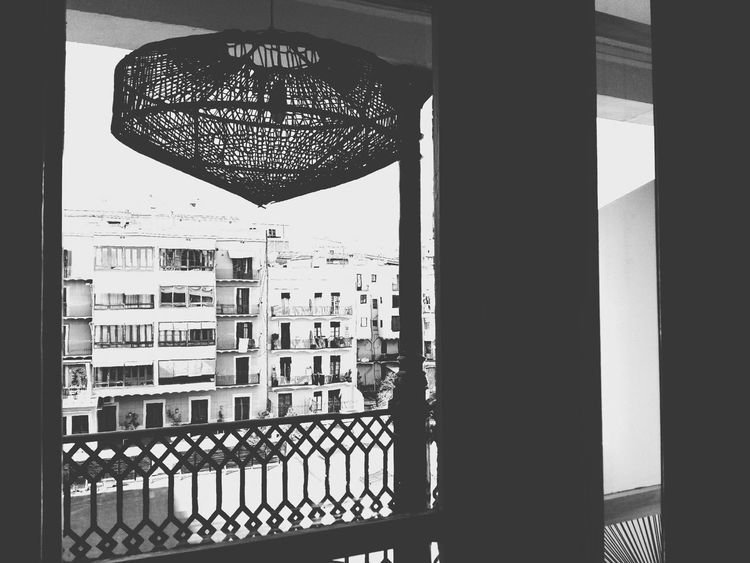 Showcase March Barcelona Catalunya SPAIN City View  Blackandwhite Photography B&w B&w Photo Monochrome Balcony View Architecture Relaxing Moments Eyeem Barcelona EyeEm Best Shots - Black + White Eurotrip Simple Moment See The World Through My Eyes EyeEm Spain Decor Interior Decorating Details Travel Photography Through The Window Open The Door Barcelona Streets