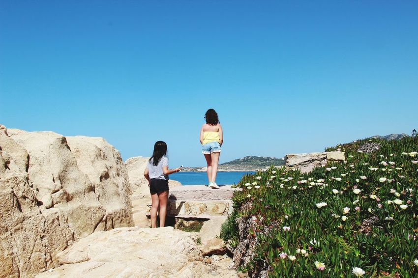 Corsica Summer Sunset Beach Beauty Beauty In Nature Love Family Daughter Holyday Mylove Sea