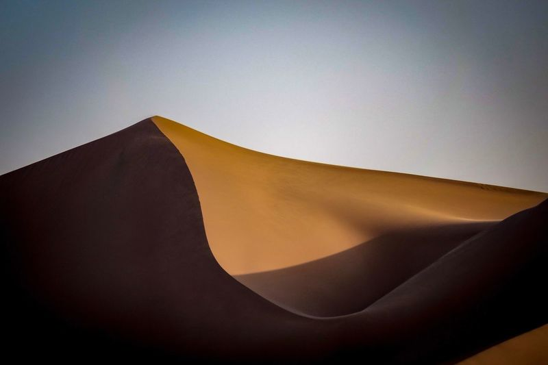 Sahara textures. Textured  Sand Pattern No People Low Angle View Architecture Backgrounds