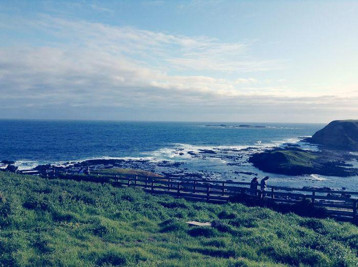 Philips island. Where the penguins reside Philips Island Melbourne Australia