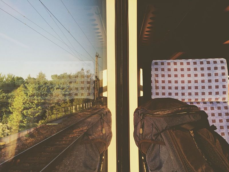 Travel Traveling Travel Walking Around Streetphotography Taking Photos Photography Photo Train Bahnstreik Bahn