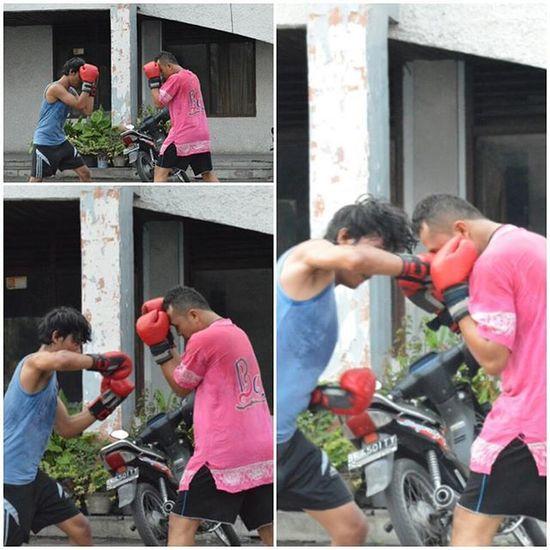 """PERTINA kids"", training days...Boxer Boxing Tinju Petinju Pertina Sports Sport Olahraga Fitness Sehat INDONESIA Sumaterautara"