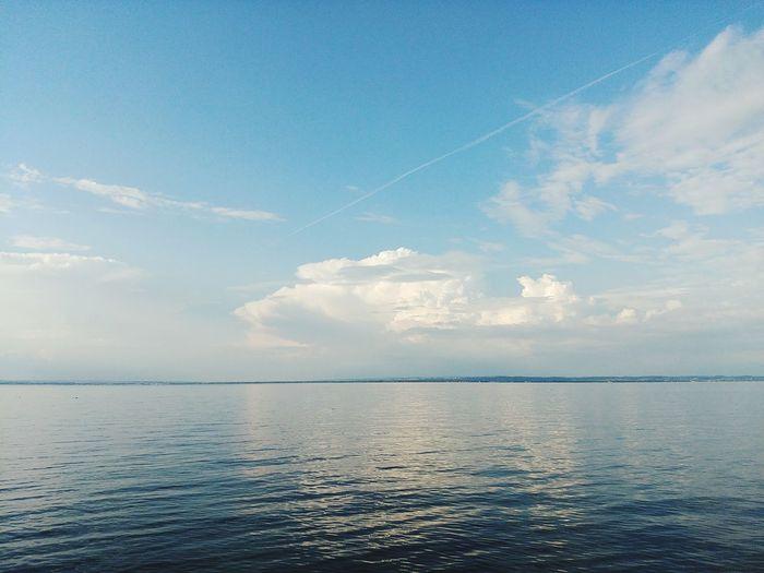 sky view Cloud Cloud - Sky Clouds And Sky Water Lake Sea Cloud And Sea And Sand Cloud On The Sea. Water Sea Blue Rippled Sky Horizon Over Water Cloud - Sky Coast Seascape Ocean