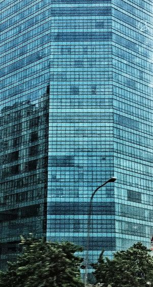 Windows on Jakarta NEM Architecture Cityscapes AMPt_community EyeEm Indonesia
