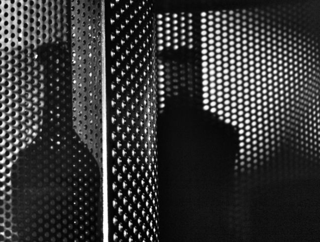 Shadow Bottle Holes Close-up Pattern Textured  Backgrounds No People Abstract Indoors  Day Canonphotography CanonEOS400D Silhouette