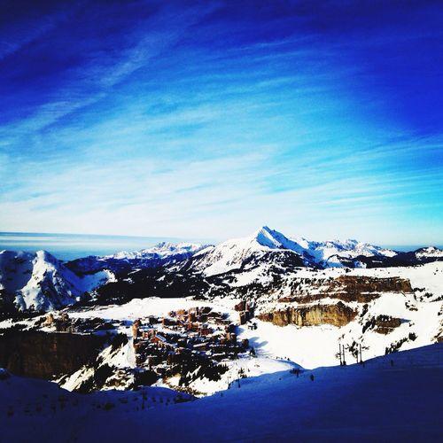 Avoriaz Ski Holidays Snow ❄️