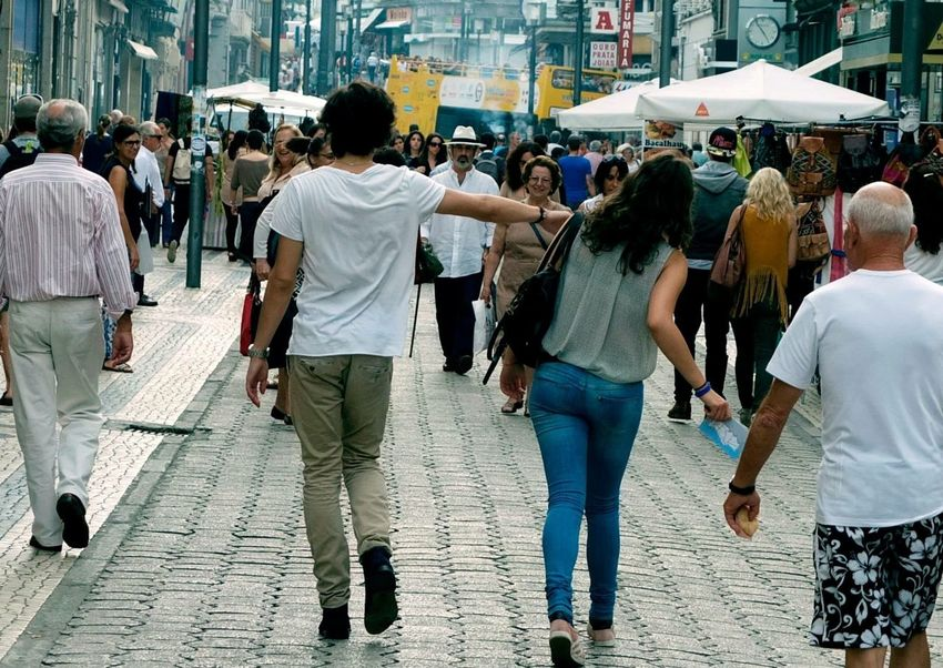 Portugal Streetphotography The Photojournalist - 2016 EyeEm Awards Porto