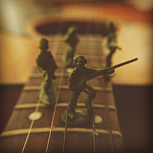 The battle for 'Guitar Neck Bridge'. Music Indoors  Arts Culture And Entertainment Figurine  Musical Instrument No People Day Close-up Toysoldiers EyeEm Gallery Macro Photography Eyeemphotography First Eyeem Photo EyeEmNewHere EyeEm Best Shots EyeEmBestPics Indoor Photography Indoors  Macro Indoor Artificial Light Toys Imagination Guitar EyeEm The Best Shots