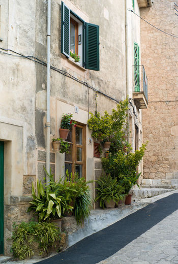 Idyllic street