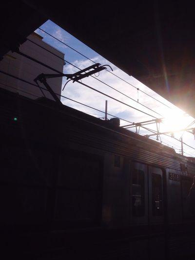 Earysummer Sunshine Light And Shadow ホームにて Home My Hometown
