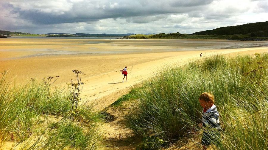 Beach Walk Wait For Me Donegal