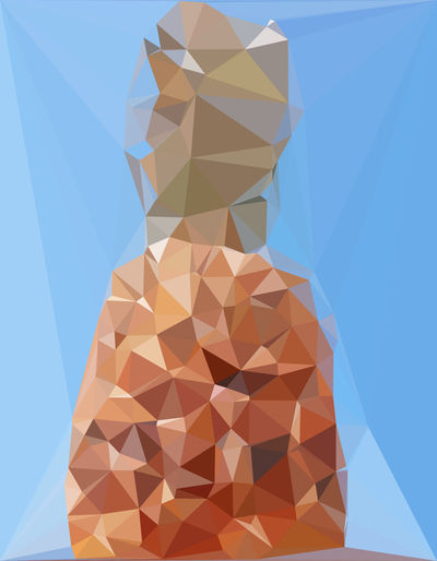 Pineapple Polygonal Cubism Art Summer Abstract Blue Vector 3D Angular Illustration Origami Polygon Form Geometric Geometrical Style ArtWork Pattern Texture POLY Low Geometry Design Nature Background Triangle Cocktail Colorful Exotic Tropical Drawing Bright Fruit Flat Doodle Graphic Food Gem Kaleidoscope Paper Shadow Ornament Realistic Creativity No People Geometric Shape Shape Blue Background Triangle Shape