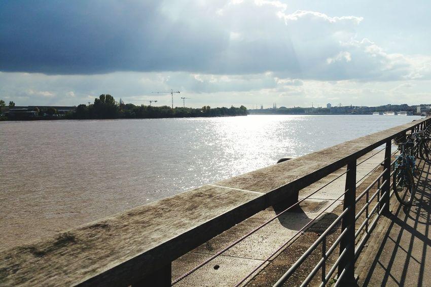Port Bordeaux ville Port De La Lune Water Garonne Fleuve quais de Bordeaux Outdoors