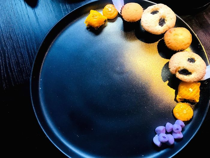 Thai Sweets Sweet Food Indoors  No People High Angle View Still Life Food Sweet Close-up