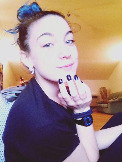 Me Selfie Smile Happy Lightblueeyes Bored Italiangirl House Photo