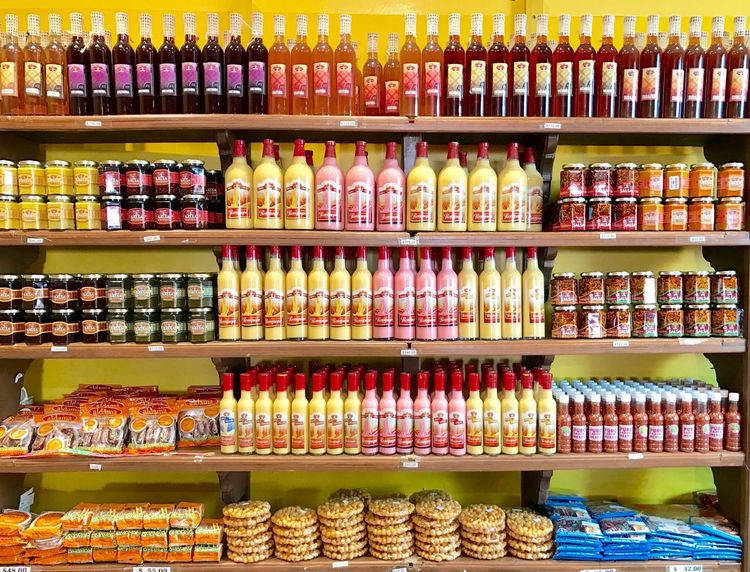 Mexican Candy and Treats Mexican Candy Guanajuato Mexico Choice Large Group Of Objects Variation Retail  Shelf Abundance Food And Drink Store Indoors  No People Supermarket In A Row Bottle Food Drink Refreshment Order Arrangement For Sale