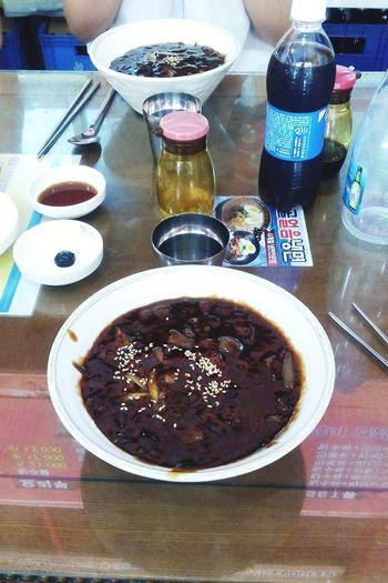 Jajangmyon à Anéanti! :) Food Ansan
