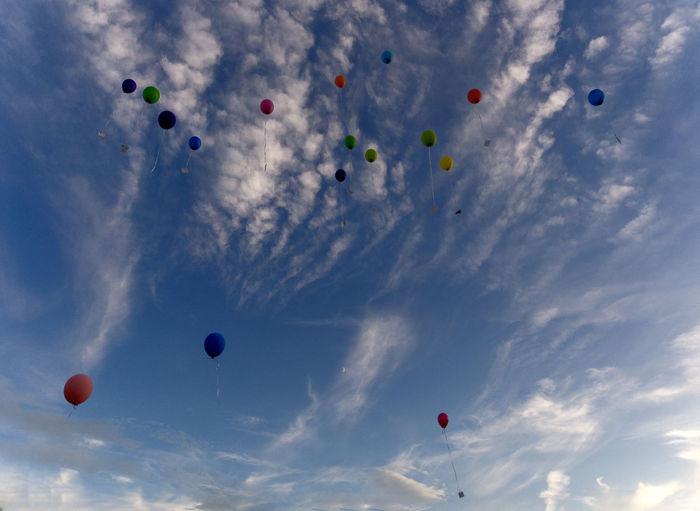 Balloon Mid-air