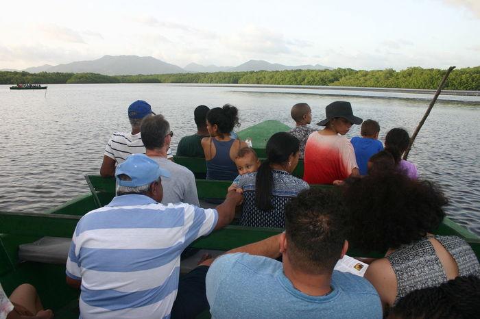 Trinidad And Tobago Feel The Journey Bird Sanctuary Caroni Swamp Boat Ride