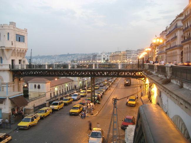 Alger Algiers Escalier Mediterranean  Vielle Ville Algeria Casbah D'alger Casbah Of Algiers Chaleur Ruelles