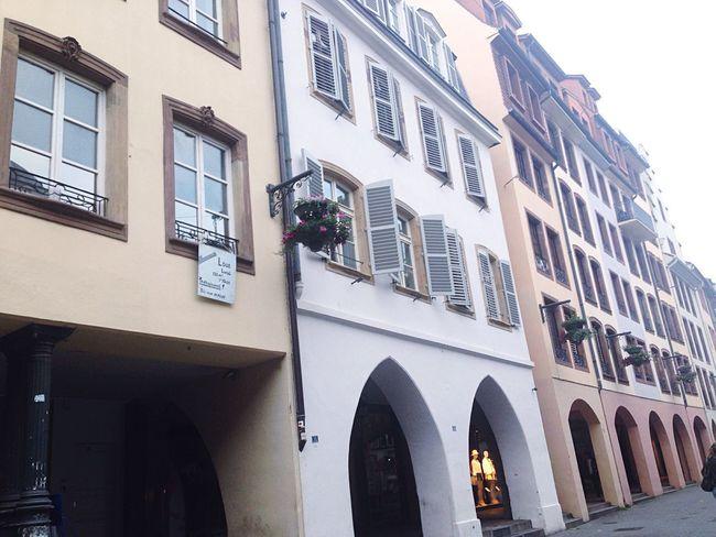 Ville de charme Trip Travel Strasbourg France Architecture City Beautiful Work