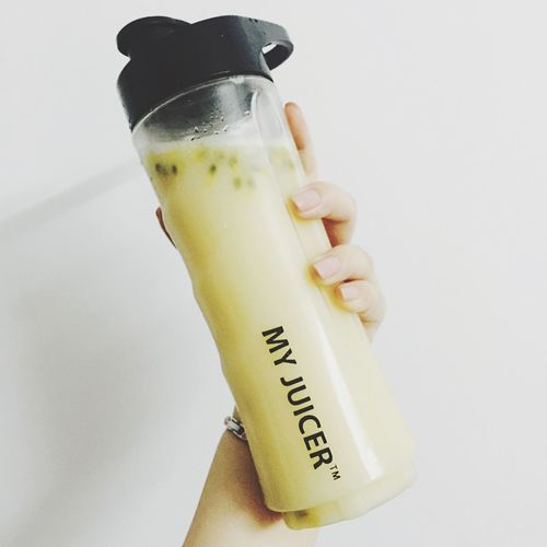 Passion Fruit Ya ku l t passion fruit yakult My Juicer Street Food Worldwide