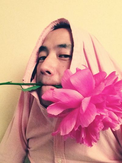 That's Me Enjoying Life Selfportrait Jamira Paeoniae Radix 芍薬