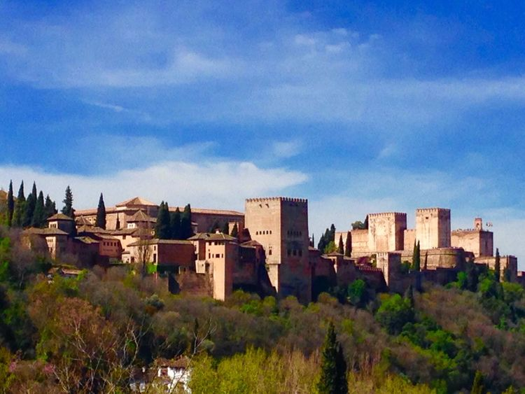 Tadaa Community Ancient Architecture Historical Building Alhambra Nazari Palace Al-Andalus Andalusi Palace Andalucía Ancient Building Ancient Culture