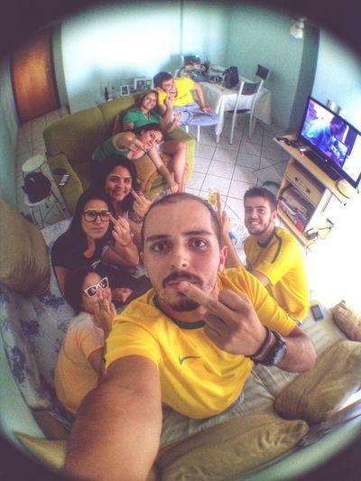 Chupagringos Copadomundo Brasil