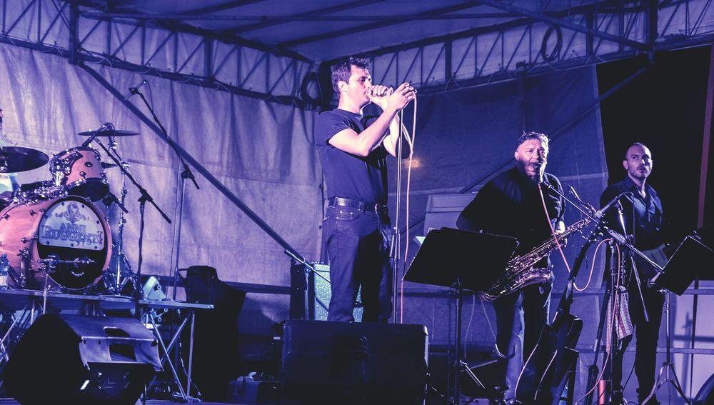 Serata ruggente a Reana Anni Ruggenti Anni 60 Rock'n'Roll Concert Reana Del Rojale UdineFriuliveneziagiulia Friuli Venezia Giulia Italia