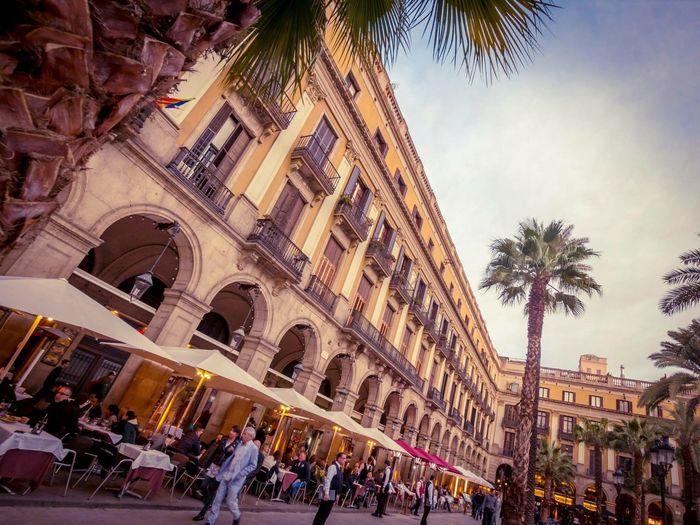 Barcelona Town