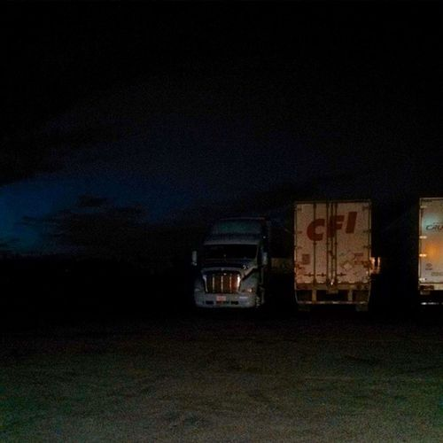 OK we're done for today 8am delivery in El paso tomorrow Truckinglife Truckerslife Lifeontheroad